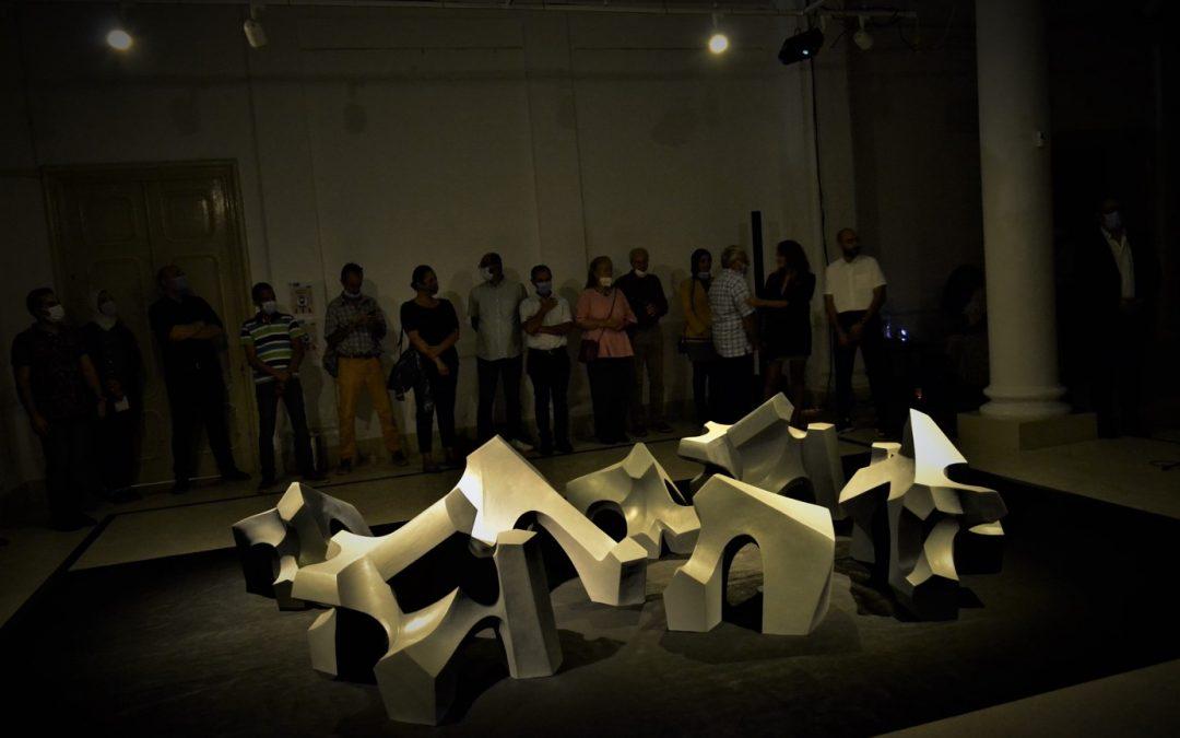 Retour sur… l'exposition « Post 19 – faire de nos peurs la matière de l'espoir » de Therese Antoine et Adam Shaalan à l'IFE Alexandrie.