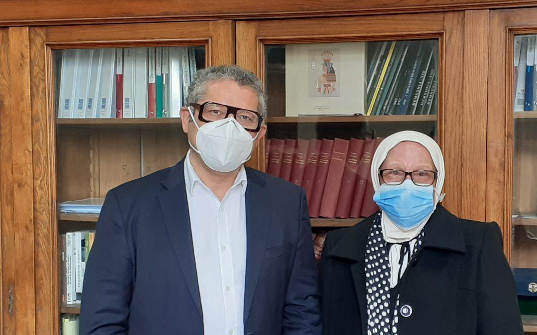 تعاون تربوي – شراكة مُثمرة مع المركز المصري لتعليم اللغة الفرنسية