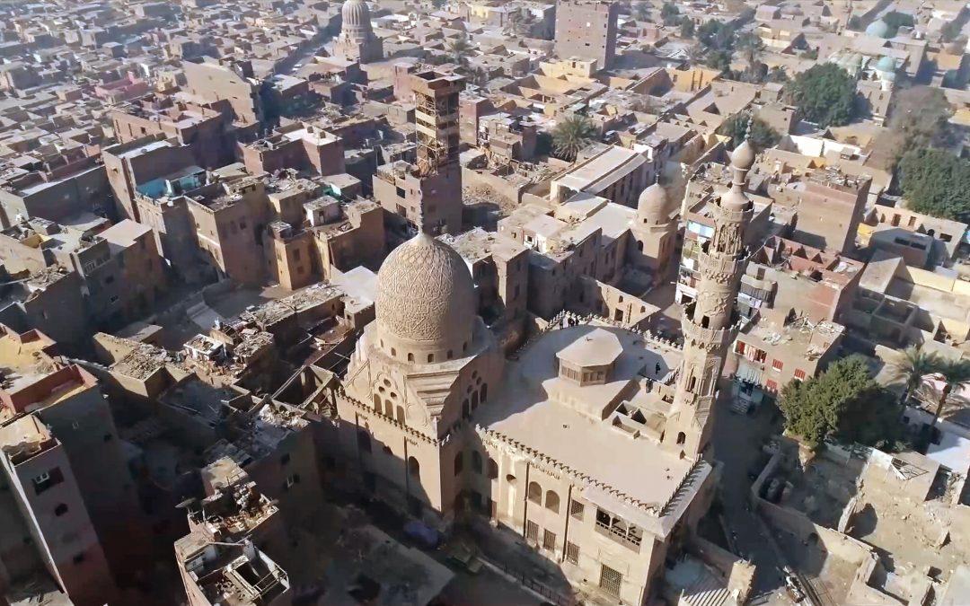 """Lancement du projet « La vie dans la Cité des morts – """"désert des Mamelouks """"au Caire"""